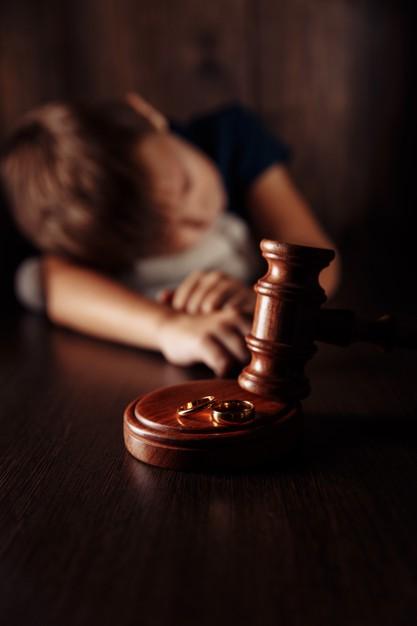 La loi sur le droit de garde des enfants mineurs